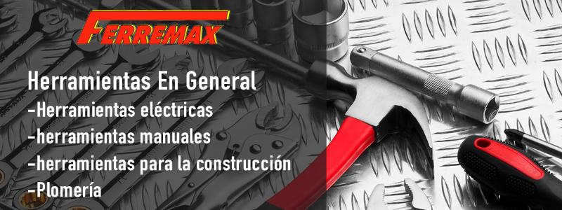 Ferremax-herramientas